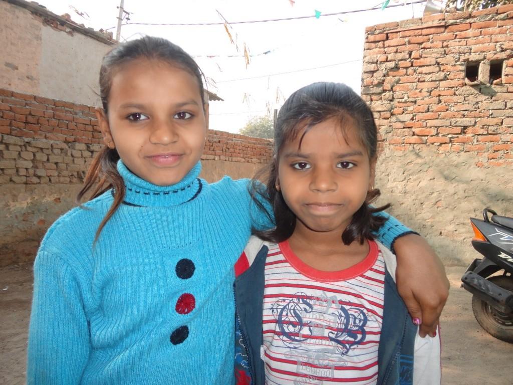 Pooja and Vandana
