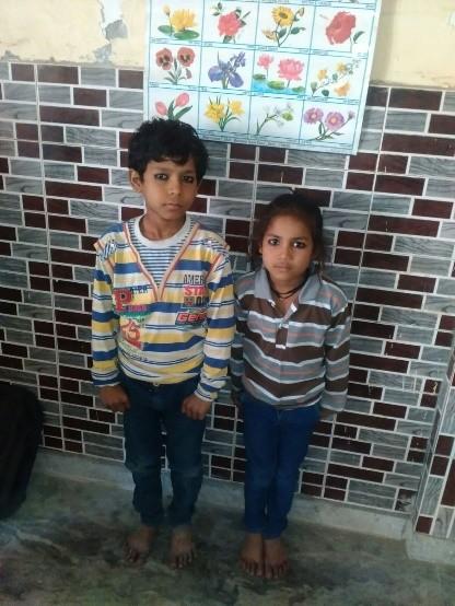 Raja and Mahek